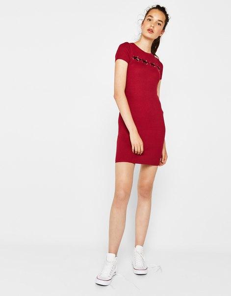 Платье Lace Up