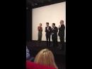 KristenStewart makes her entrance @ Cannes2017 to present her short movie ComeSwim