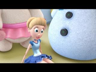 Доктор Плюшева - Балерина - Мартышка и пузырьки - Серия 19, Сезон 1 (online-video-cutter.com)
