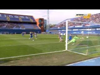 Dinamo - Hajduk 0-2, M. Futach [0-2, 90] (HNL 29. kolo), 22.04.2017. HD