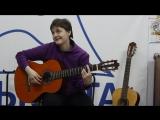 Елена Кузенкова - Ужас и страх (из репертуара Дубинина и Холстинина)