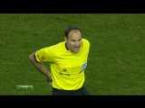 КИ 2012-13 | 1-4 финала | Ответный матч | Малага - Барселона 2-4