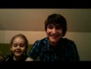 Кира Сергеевна передает привет, маме и папе