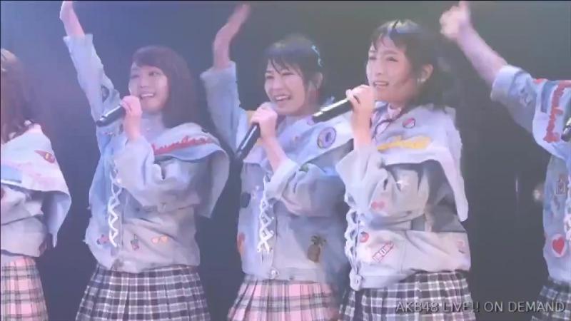 M04 Kuchibiru Be My Baby [Minami Minegishi (center), AKB48 SS7 Thumbnail 120517 1815 shonichi]