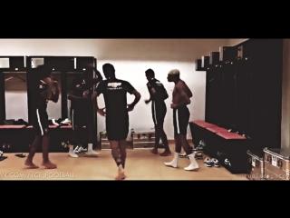 Танец Неймара, Марсело, Дани Алвеса, Маркиньос и Паулиньо | PR | vk.com/nice_football