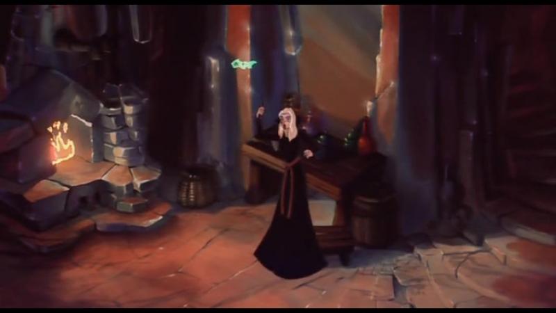 Принцесса Лебедь 3 Тайна заколдованного королевства 1998