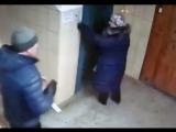 Момент разбойного нападения попал на видео