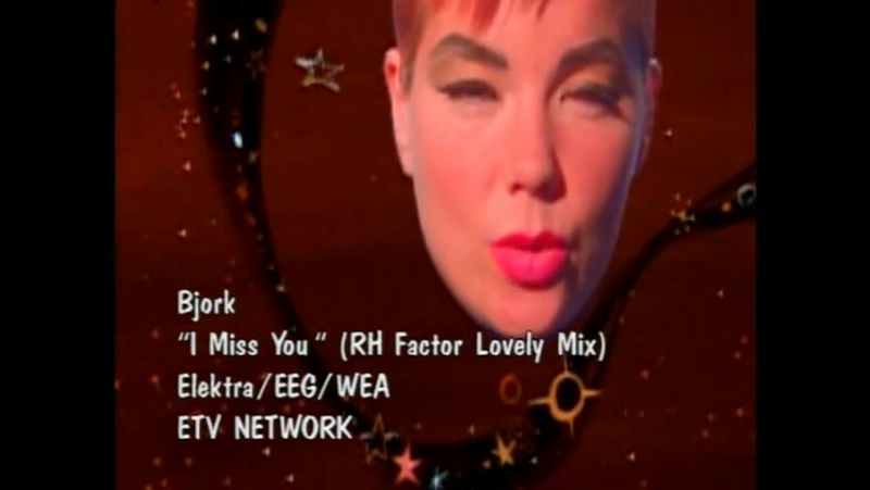 Björk - I Miss You (RH Factor Lovely Mix) - Bjork