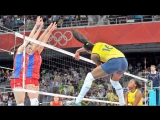 GOLD Collection Brazil vs Russia (BEST Highlights) Womens Volleyball Quarterfinal London 2012