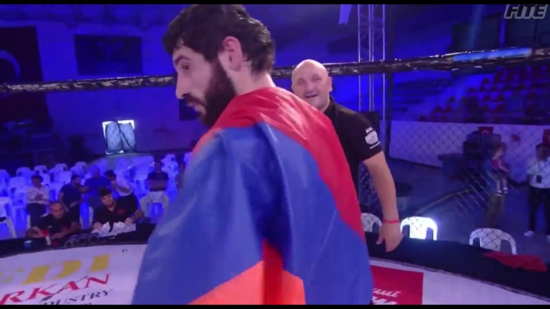 ACB 64 Young Eagles 19_ kerim kelesh (turkey) vs Sargis Vardanyuan Armenia