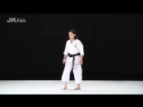 BEST KARATE of RIKA USAMI