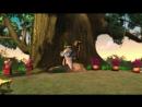 Кротик и Панда - Конкурс цветов - серия 9 - развивающий мультфильм для детей
