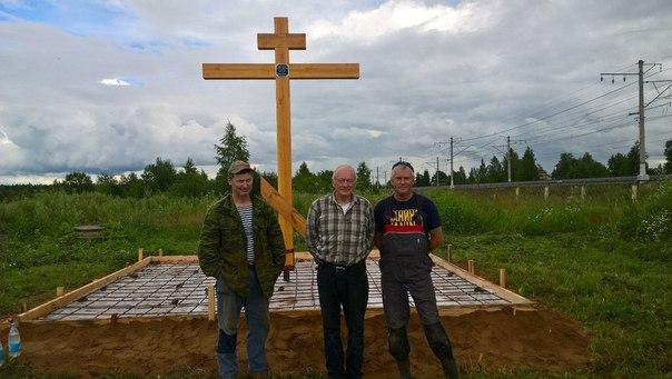 Православное кладбище в г.Тосно удалось отстоять 2eHt9RTx53w