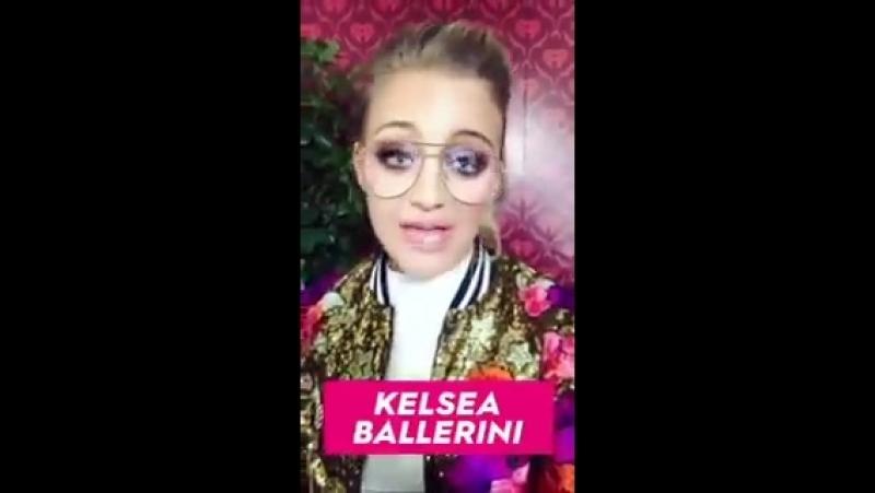 Kelsea Ballerini - iHeart Country Festival 2017 Backstage