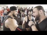 Patrik Baboumian VS Anabolic Horse - Strength Wars League 2K17 #16