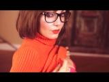 Эротический косплей Велмы (Скуби Ду) Модель Jessica Nigri