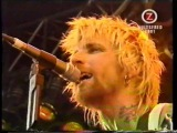 Backyard Babies live @ Hultsfred Festival 01-06-2001
