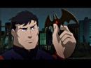 Бэтмен и Зелёный Фонарь против Супермена. Лига Справедливости: Война.