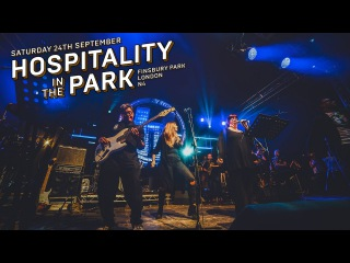 London Elektricity Big Band - Remember The Future (Hospitality In The Park 2016)