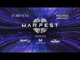 WARFEST Moscow 27.08.17  Promo  Radio Record