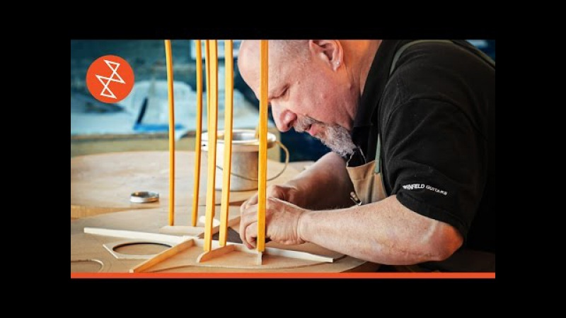 Making a Guitar Handcrafted Woodworking Où se trouve Greenfield Guitars