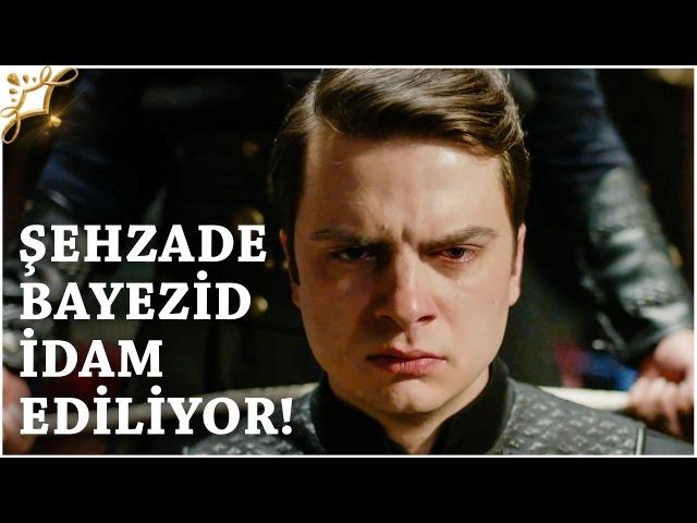 Muhteşem Yüzyıl Kösem Yeni Sezon 20.Bölüm (50.Bölüm) | Şehzade Bayezid İdam Ediliyor!