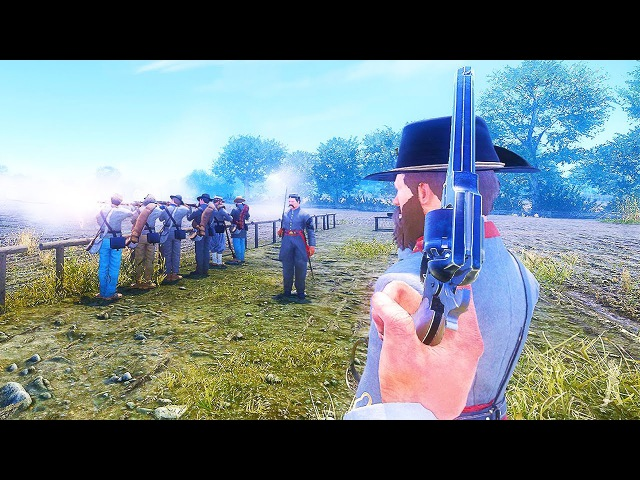 WAR OF RIGHTS 28 Minutes of Gameplay Demo (New FPS Civil War Game 2017)