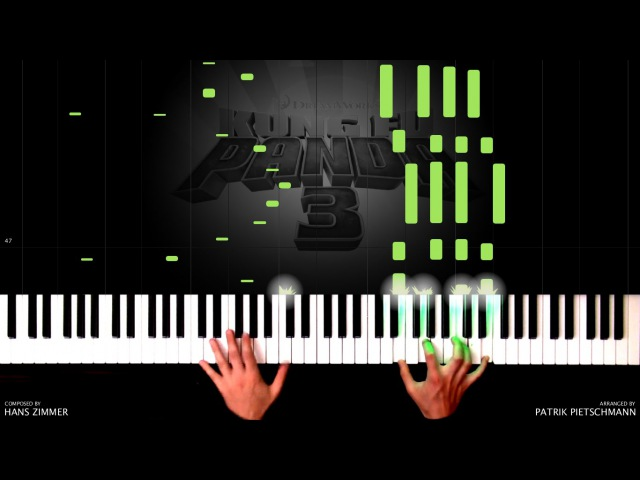 Hans Zimmer - Kung Fu Panda 3 - Father and Son (Piano Version) Sheet Music