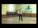 4T Гос экзамен по народному танцу 2009г часть 1