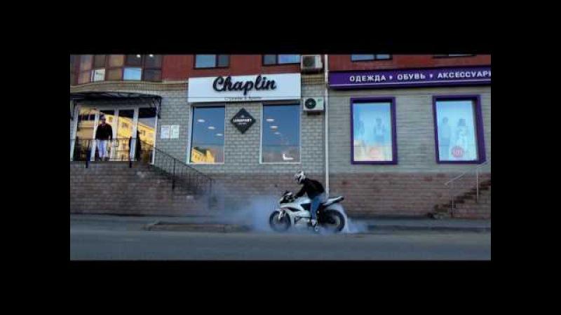 Серёга Зенкевич участник движения мототакси Honda CBR600RR