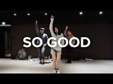 So Good - Zara Larsson ft. Ty Dolla $ign  Beginner's Class