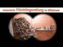 Inszenierte Flüchtlingsrettung im Mittelmeer 04. August 2017 kla/10897
