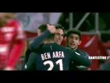 Hatem Ben Arfa Vs Dijon (Away) 04/02/2017
