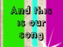 This Is Our Song - Camp Rock 2 - by Demi Lovato, Joe, Nick Jonas, and Alyson Stoner With Lyrics