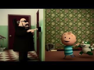 Аркадий Паровозов спешит на помощь - Незнакомец - Серия 3 - мультики детям