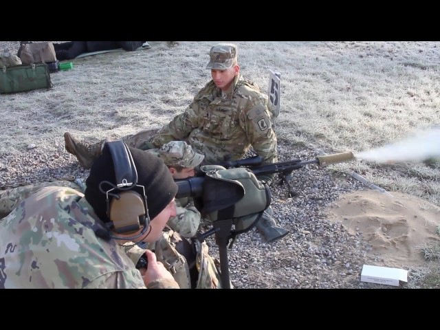 Sniperfest: 173rd ABN Competes in Lithuania