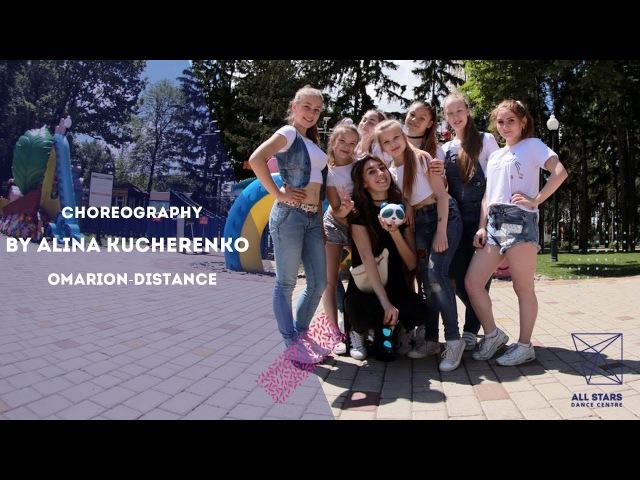 Omarion Distance Choreo by Alina Kucherenko All Stars Dance Centre 0017