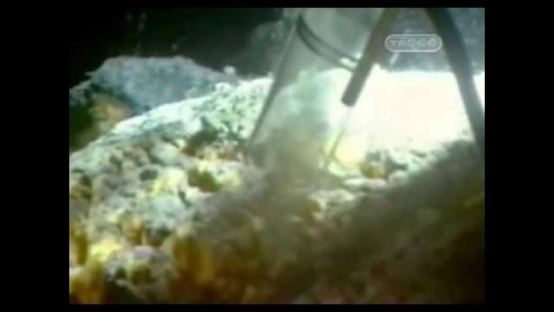 Бермудский треугольник: тайна под водой