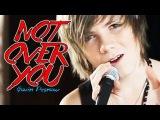 Not Over You - Gavin Degraw - Jordan Jansen Acoustic Cover