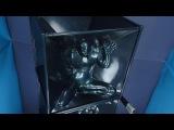 Latex vacuum cube - airtight