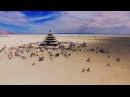 Burning Man 2017 How was my first burn by AIRtime Drone view GoPro Hero 4