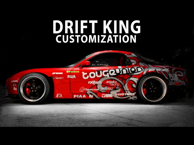 NFS 2015 - Mazda RX-7 (Drift King)(Cinematic / Speed Art / Customization / PC)