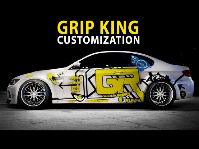 NFS 2015 - BMW M3 E92 (Grip King)(Cinematic / Speed Art / Customization / PC)