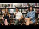 Katherine, Alberto, and Emeraude Talk with TV Guide Magazine about Season 2B