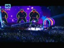 Рок Острова на дискотеке 90 х СК Олимпийский 09 03 2013 г