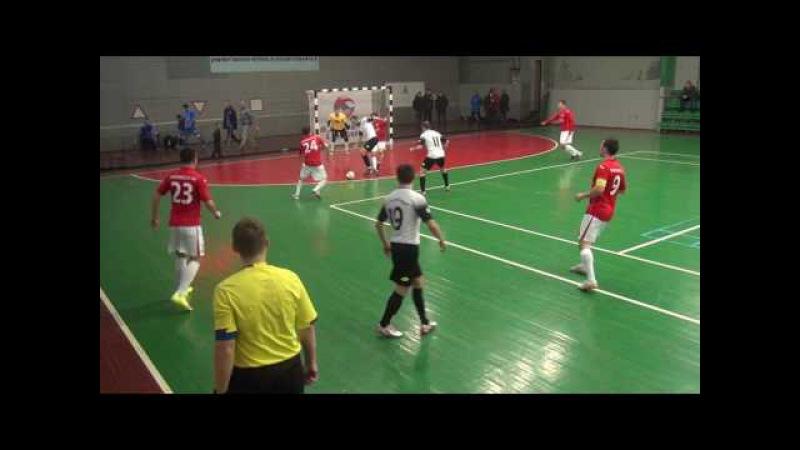 Лига В 9 тур На Каникулы 3 3 ИНТЭКС КОМ HIGHLIGHTS Business League Бізнес Ліга 21 01 2017
