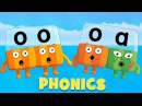 Learn to Read   Phonics for Kids   Letter Teams - OO and OA