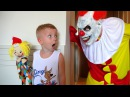 Клоун Киллер преследует нас на море Clown Killer haunts us at sea