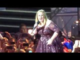 Adele - Send My Love (To Your New Lover) (Live in London 29.06.2017)