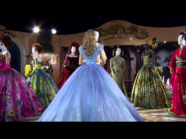 CINDERELLA | Leicester Square Exhibition | Official Disney UK